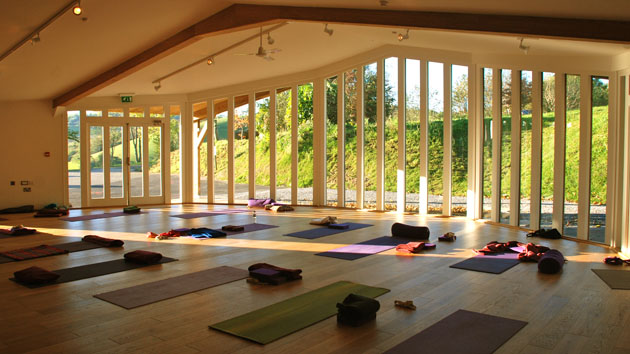 unique facility for Yoga, Pilates, Meditation, Dance and much more